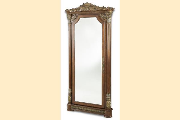Aico Villa Valencia Wall Accent Mirror w/Storage