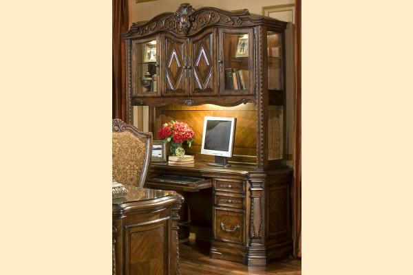 Aico Windsor Court Credenza with Hutch