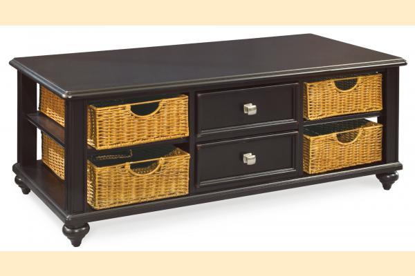 American Drew Camden-Black Cocktail Table