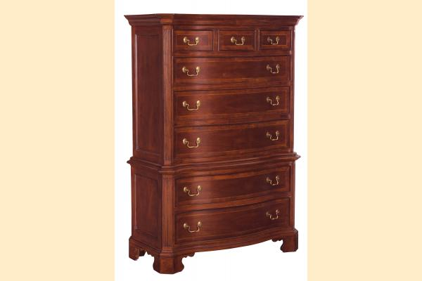 American Drew Cherry Grove Chest on Chest