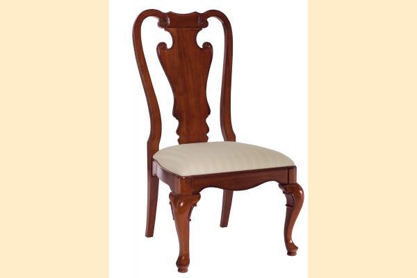 American Drew Cherry Grove Splat Back Side Chair