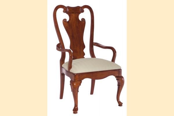 American Drew Cherry Grove Splat Back Arm Chair