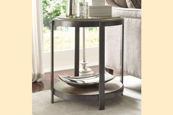 American Drew Evoke Round Accent Table