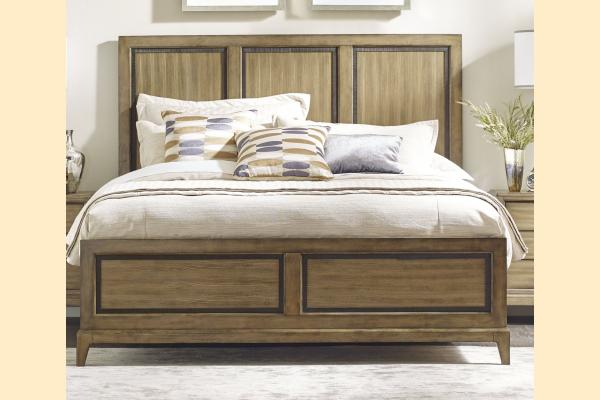 American Drew Evoke Queen Panel Bed