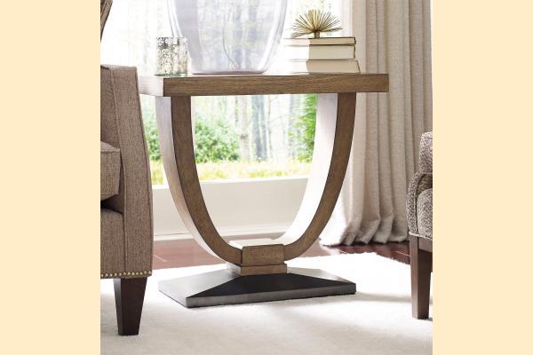 American Drew Evoke Chairside Table