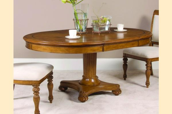 American Drew Grand Isle Round Table w/ One 20