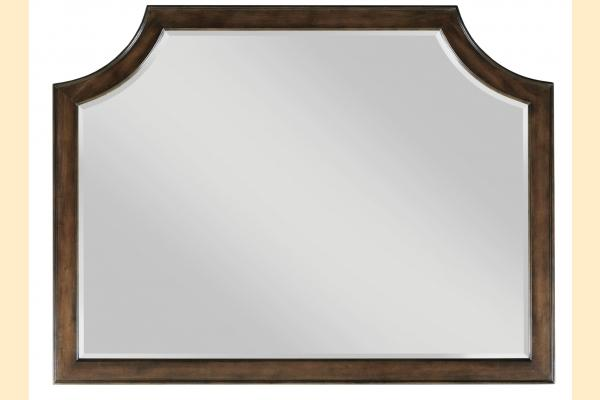 American Drew Grantham Hall Landscape Mirror