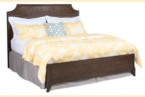 American Drew Grantham Hall Cal-King Panel Bed