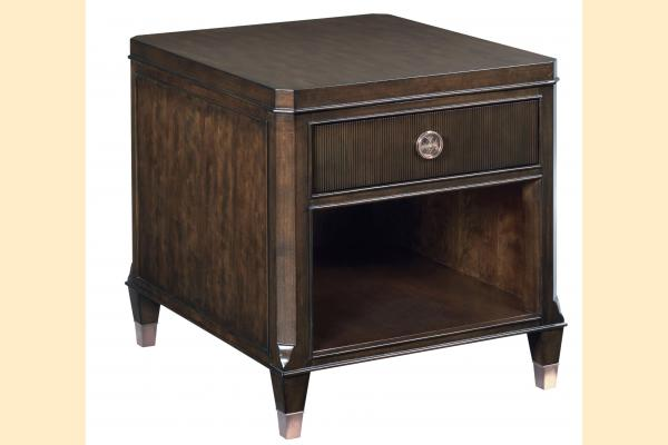 American Drew Grantham Hall Drawer End Table