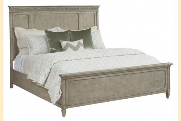 American Drew Savona King Katrine Panel Bed