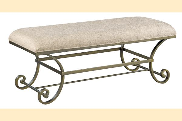 American Drew Savona Bed Bench