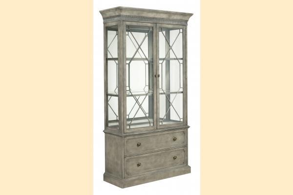 American Drew Savona Larsson Display Cabinet