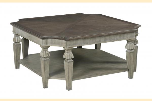 American Drew Savona Dorothea Square Cocktail Table