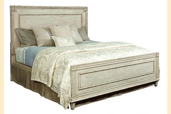 American Drew Southbury Cal-King Panel Bed