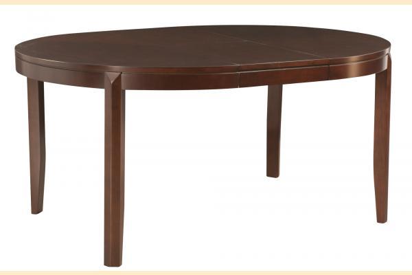American Drew Tribecca Round Leg Table w/ One 16