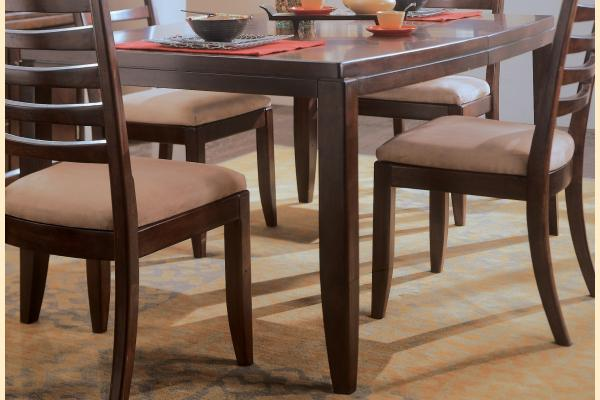 American Drew Tribecca Leg Table w/ One 16