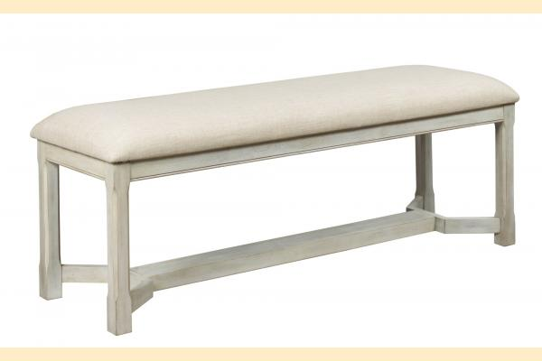 American Drew Litchfield Clayton Upholstered Bed Bench