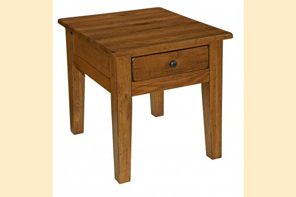 Broyhill Attic Original Oak Occasional Tables End Table