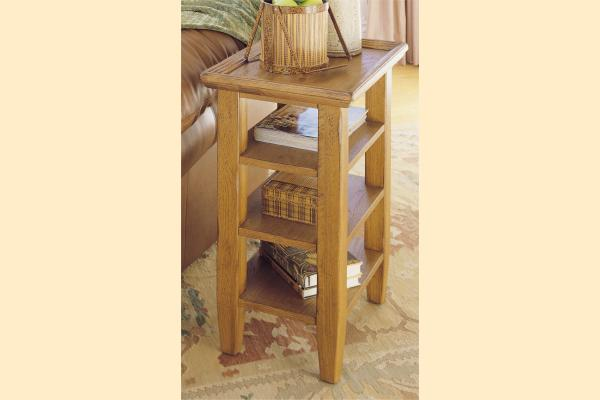 Broyhill Attic Original Oak Occasional Tables Accessory Table
