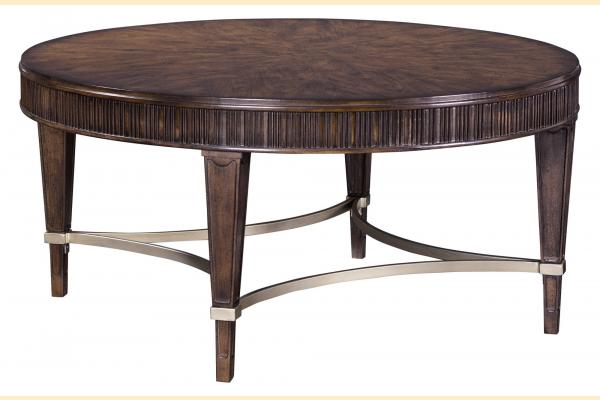Broyhill Cashmera Round Cocktail Table