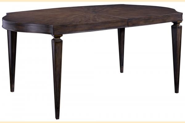Broyhill Cashmera Leg Dining Table w/ One 24 Inch Leaf