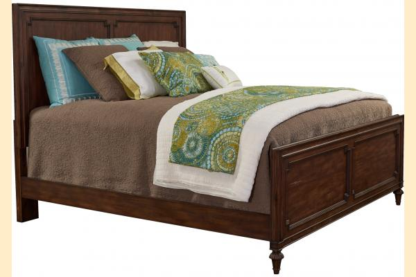 Broyhill Cranford Cal-King Panel Bed