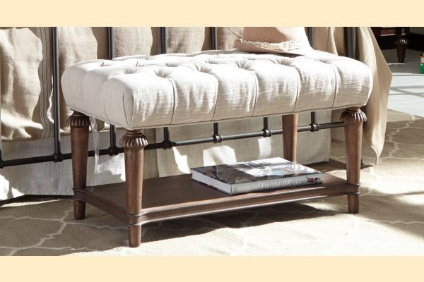 Broyhill Cranford Upholstered Bed Bench