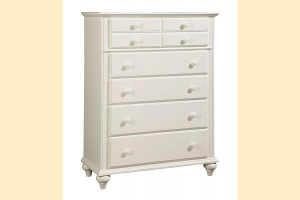 Broyhill Hayden Place-White Drawer Chest