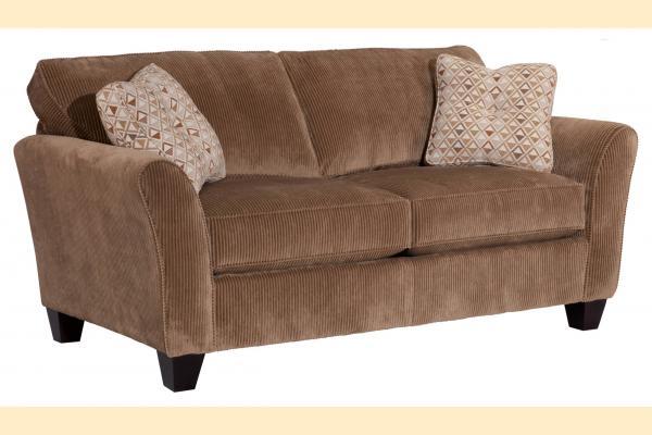 Broyhill Maddie- Dark Apartment Sofa