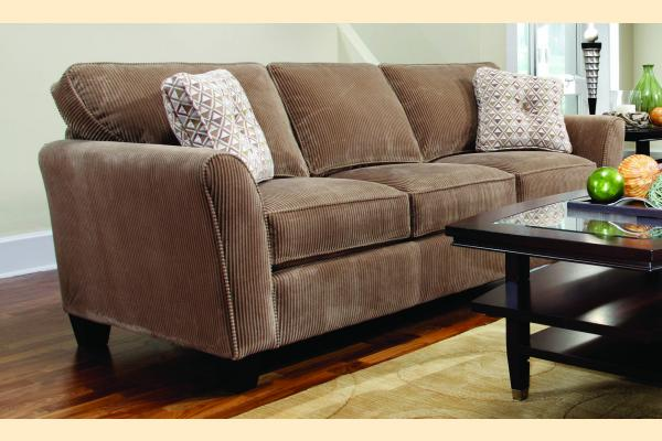 Broyhill Maddie- Dark Sofa