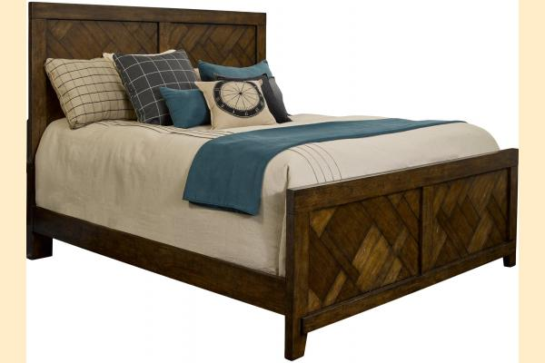 Broyhill Pieceworks Cal-King Panel Bed