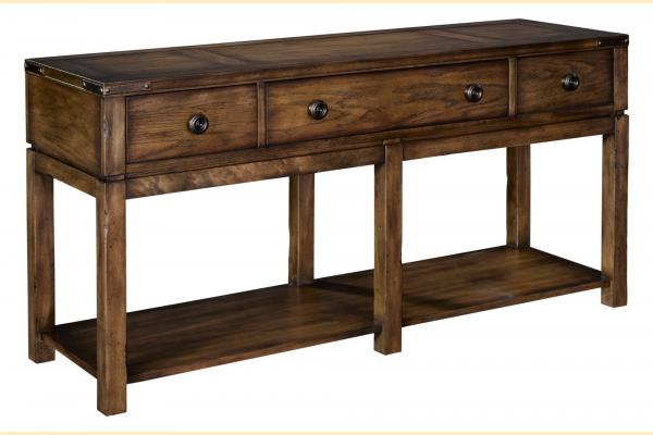Broyhill Pike Place Console Table