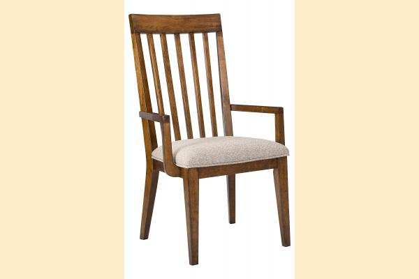 Broyhill Winslow Park Upholstered Seat Arm Chair