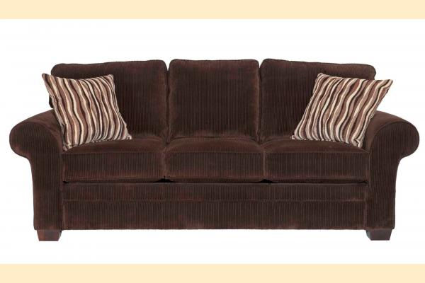 Broyhill Zachary-Dark Sofa