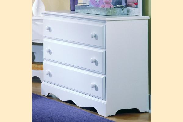 Carolina Furniture Carolina Cottage Single Dresser