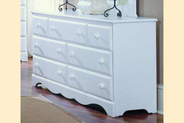 Carolina Furniture Carolina Cottage Triple Dresser