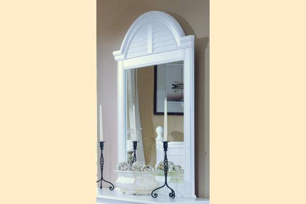 Carolina Furniture Carolina Cottage TD Cottage Vertical Mirror