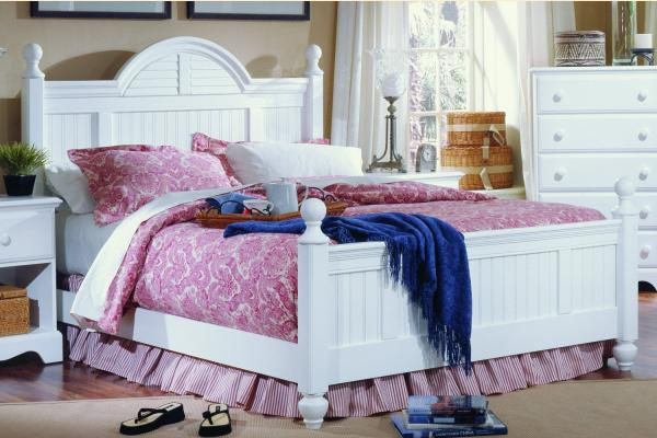 Carolina Furniture Carolina Cottage Queen Cottage Bed