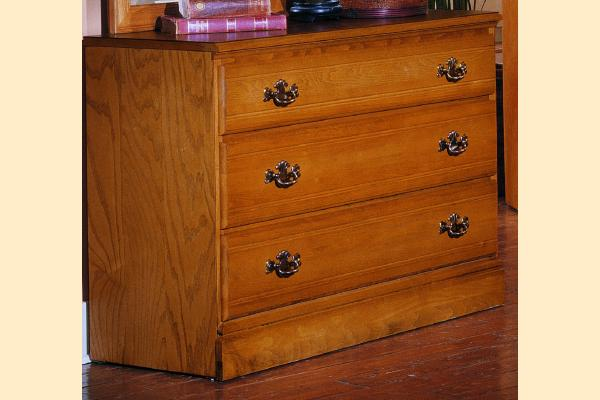 Carolina Furniture Carolina Oak Single Dresser