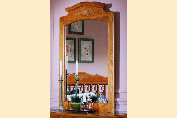 Carolina Furniture Carolina Oak DD Vertical Mirror