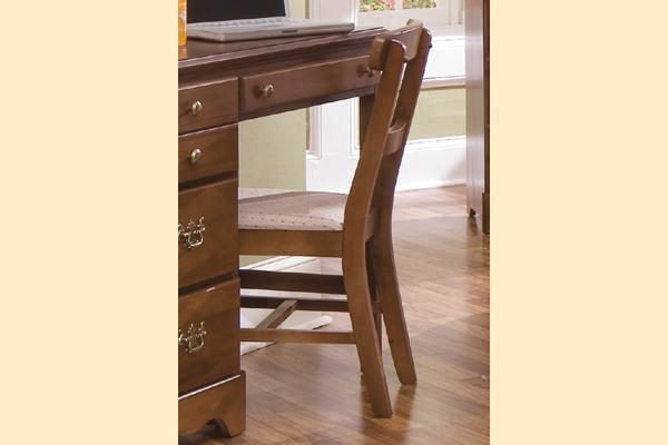 Carolina Furniture Common Sense Cherry Chair