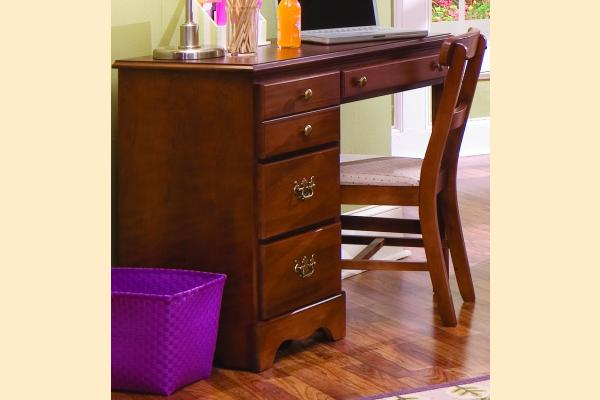 Carolina Furniture Common Sense Cherry Student Desk