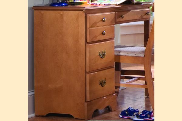 Carolina Furniture Common Sense Maple Student Desk