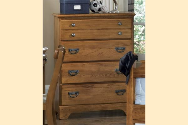 Carolina Furniture Creek Side Four Drawer Chest