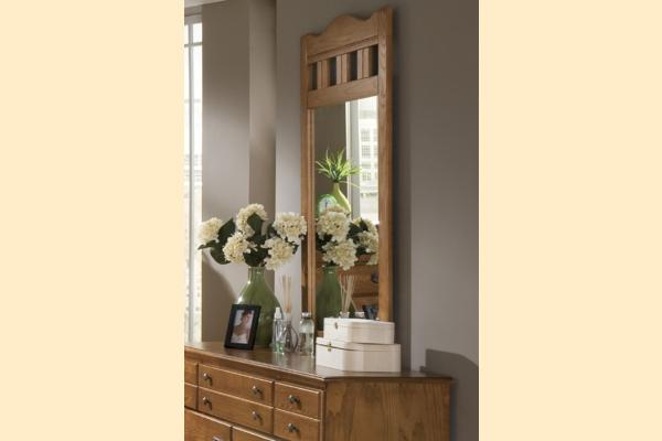 Carolina Furniture Creek Side Vertical Mirror
