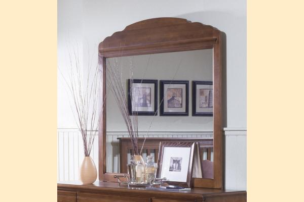 Carolina Furniture Crossroads TD Landscape Mirror