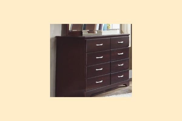 Carolina Furniture Signature Series Eight Drawer Tall Dresser