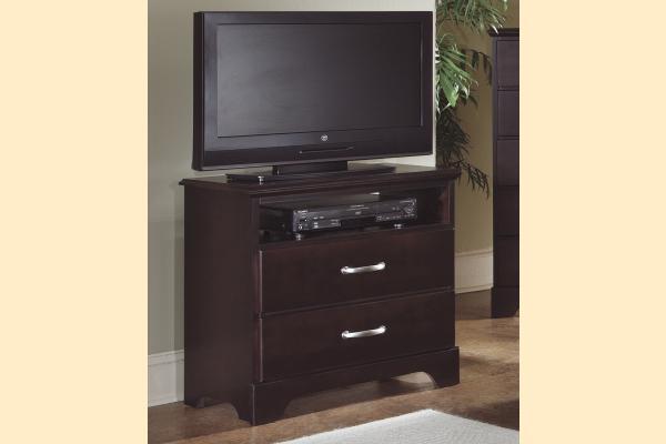 Carolina Furniture Signature Series Two Drawer Media Chest