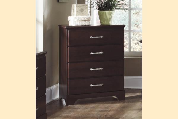 Carolina Furniture Signature Series Four Drawer Chest