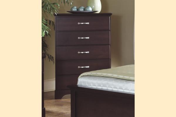 Carolina Furniture Signature Series Five Drawer Chest